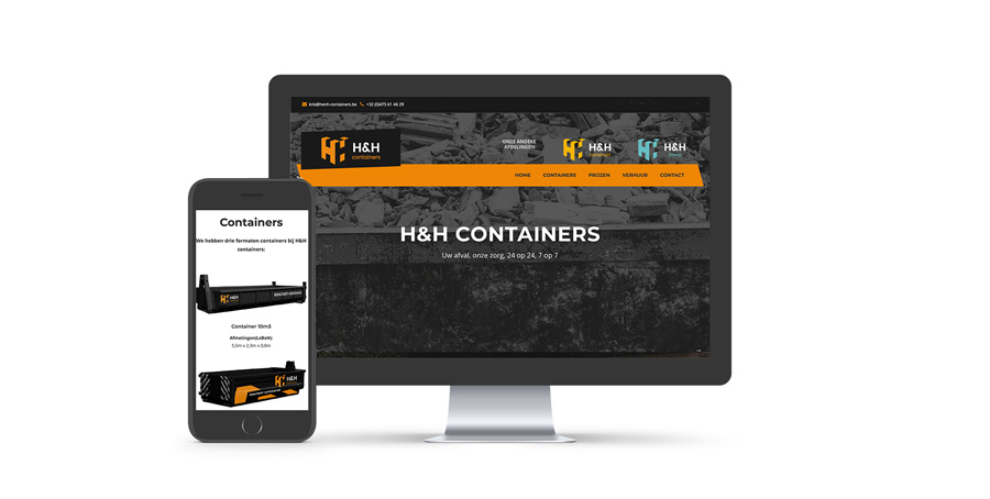 snedig-grafisch-ontwerp-logo-ontwerp-h&h-containers